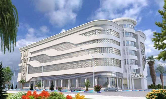 بزرگترین پردیس سینمایی شمال کشور(پردیس آرش)